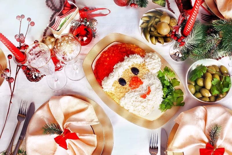 Новогодний стол 2015 года рецепты с фото